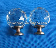 Antique Design Crystal Cabinet Knobs For Kitchen Decoration