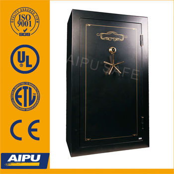 gun safe with UL RSC burglary rating RGS724227-C/safe/gun safe/fireproof gun safe