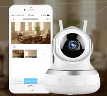 P2P WiFi IP Camera Intelligent 720P Motion Detection Wifi Wireless CCTV Camera Baby Care Monitor Security Camera
