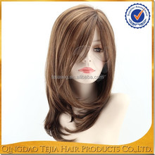 2015 new design product mogolian virgin hair full lace hand made topper wig