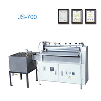 Thinnest paper gluing thickness 80g hot melt glue stick making machine