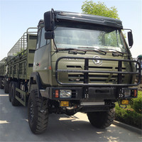 SHACMAN 6x6 army trucks for sale
