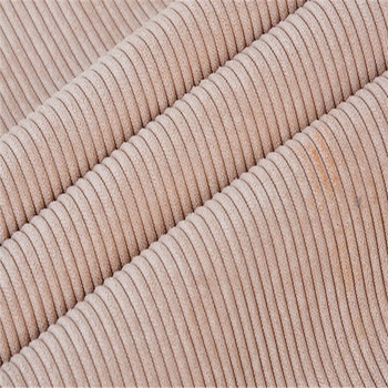 10W 100%cotton Stripe Corduroy Fabric 302g/m2