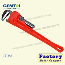 Manufacturer Stilson type Heavy duty hand manual cutter pipe wrench