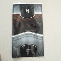 New Arrival Hottest Custom Printed Plastic Cigar Packaging Bag