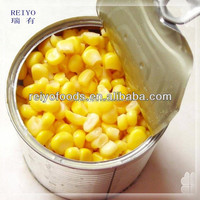 canned sweet corn 400g