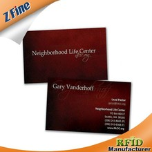 Professional clam shell Card for employee access control system