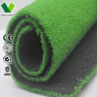 Natural Artificial Lawn Grass For Office