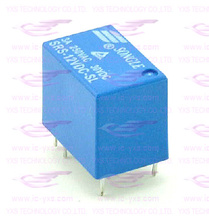 4100 relay 12V SRS-12VDC-SL 6 pin new and original