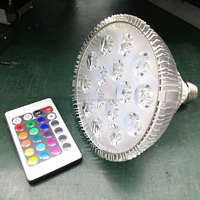 Bright LED Spot Light GU10 PAR Bulb Aluminum Ceiling Lamp RGB Led Par Spot Light