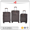 2016 new style trolley luggage bag factory supplier high quality cheap with 4 wheels