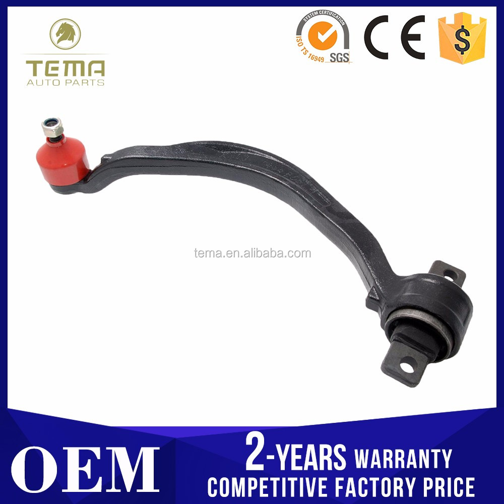 MB912511 Car Arm Spare Parts Upper Control Arm Front Left For Mitsubishi Galant 93-06