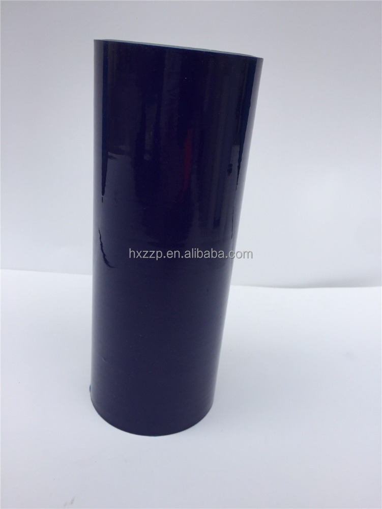 blue film colored protection film pe surface protection film polyethylene surface protection