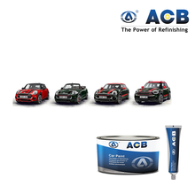 ACB quick dry time automotive paint hardener