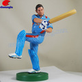 Custom Polyresin India Baseball Player Figure for Collection