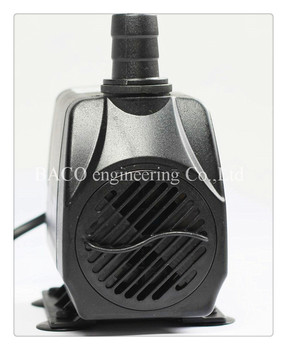 30w 2000L/H mini water pump for fountain