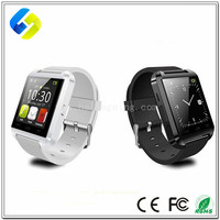 2016 new arrival smart waterproof watch with bluetooth