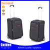 Baigou Cheap 600D polyester luggage bag for wholesale 20 24 inch luggage set