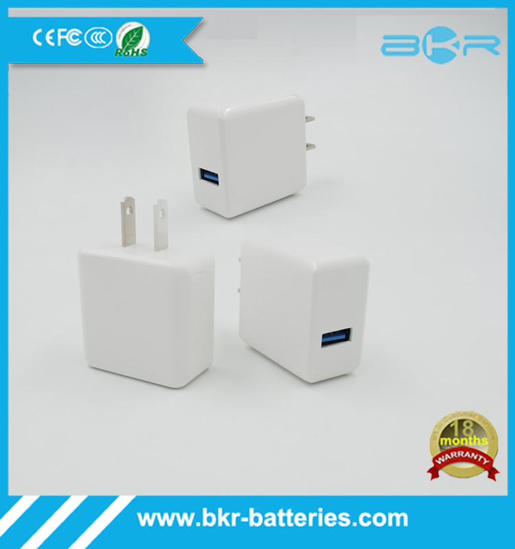 External Battery Wall Travel Quick Charger US Plug For Samsung Galaxy S3 S III i9300 US