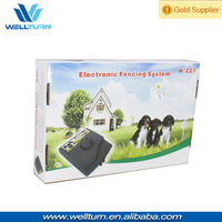 Golden supplier New Smart Dog In-ground w227 dog fence