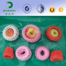 Colorful fruit foam net EPE foam protective sleeve net