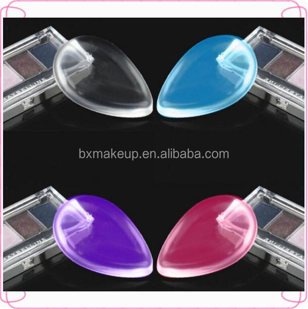 Beauty silicone makeup sponge blender