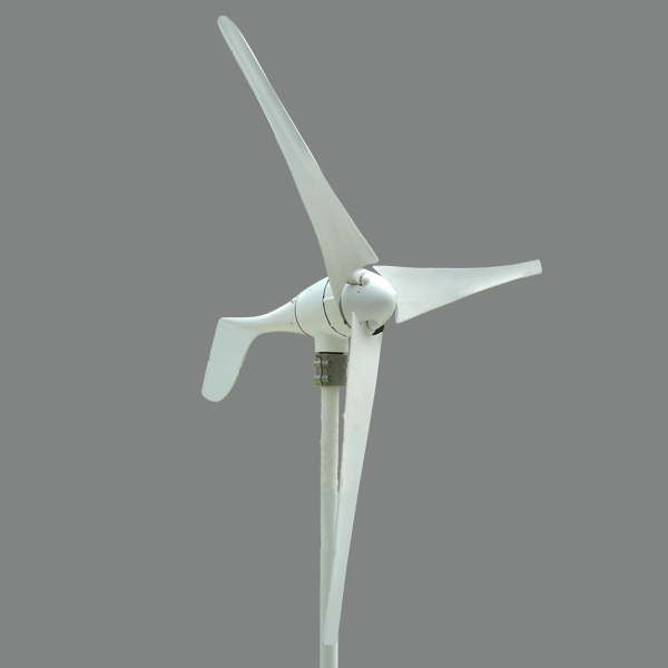 400w 500w 600w wind turbine generator for boat marine/roof use with discount