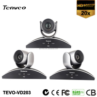 TEVO-VD20320X pan tilt zoom webcam hd optical zoom Full hd-sdi ptz camera for video conference with Japanese lens