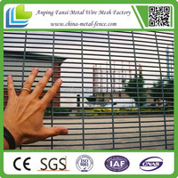 China factory supply high quality Premier 358 High Security Mesh Fence/ISO 9001
