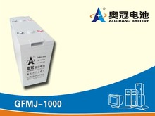 Maintenance free solar battery 2V 1000AH deep cycle agm batteries for solar system and UPS ,telecom etc
