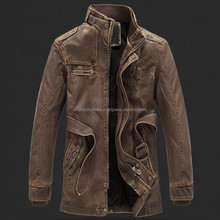 Leather jackets for men garment