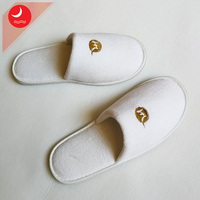Wholesale House Guest Slippers China Velour
