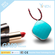 Yiwen Spy Mini Realtime Necklace GPS GSM GPRS Tracker GA09 Suitable for Cattle Tracking