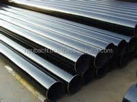 Seamless carbon steel pipe for construction material