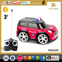 Best Selling Funny Toy Mini Police Rc Car