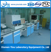 laboratory working table in woodworking benches