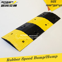 Driveways and Parking lots Safety Rubber Road Speed Hump