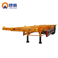 Quality Container Transport Semi Trailer For