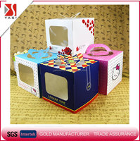 Cake paper box/paper craft bag products imported from china wholesale