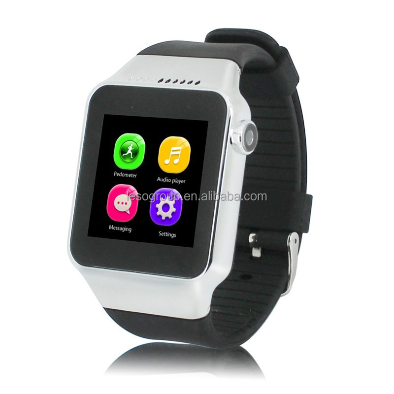 smart android watch phone with camera