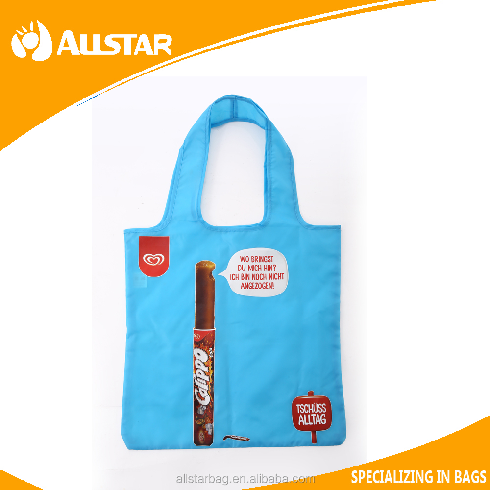 Cheap Polyester Canvas Promotional T-shirt bag