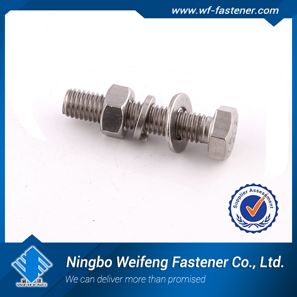 Suzhou Jiangsu China factory custom stainless steel clinch bolt/self clinch studs fasteners