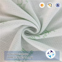 Cheap price microfiber polyester bamboo fiber fabric