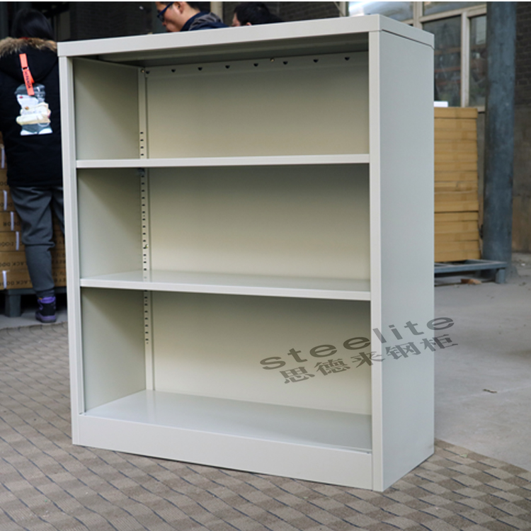 Wholesale commercial cheap used library metal bookshelves modern modular bookcases wrought iron bookcase design