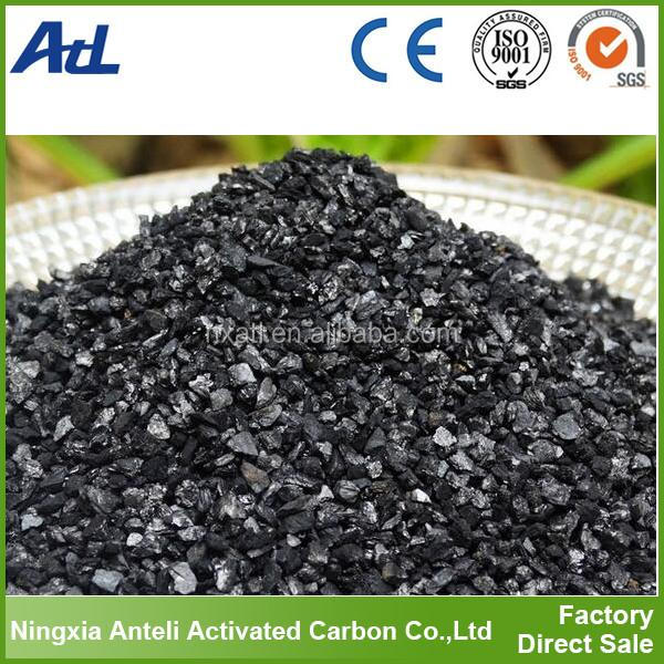 coconut shell granulated activated carbon for electroplating wastewater