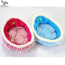 New Arrival Cute MINI Princess Pet Bed Indoor Soft Plush Beds For Small Dog Cat