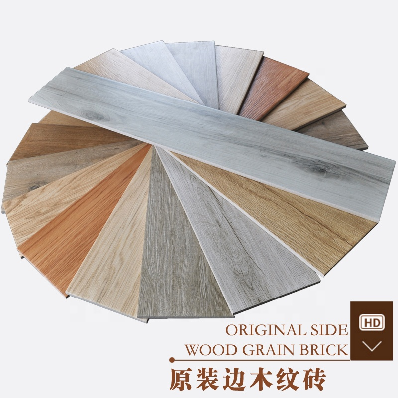 Foshan Non-slip porcelain cement tile wooden floor tiles designs <strong>ceramics</strong> for living room