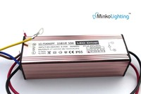 LED driver 50w DC30-34V 1500mA CE ROHS stable quality constant current LED power supply