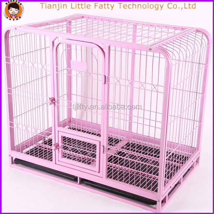 High quality dog cage painted dog house factory