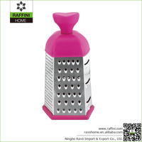 Wholesale Kitchen Tools Stainless Steel Grater Slicer